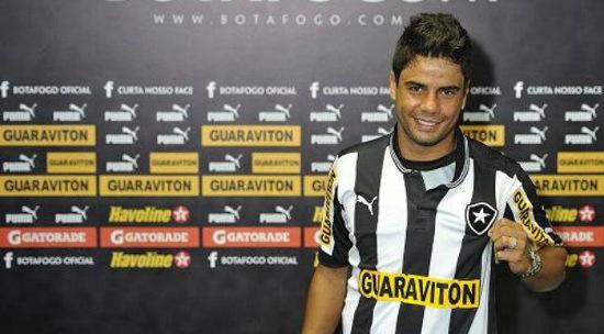 Энрике, фото botafogo.com