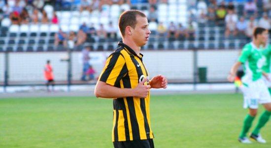 Александр Яровенко, fcnaftovyk.com.ua