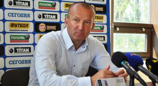 Роман Гриорчук, фото Игоря Кривошея, Football.ua