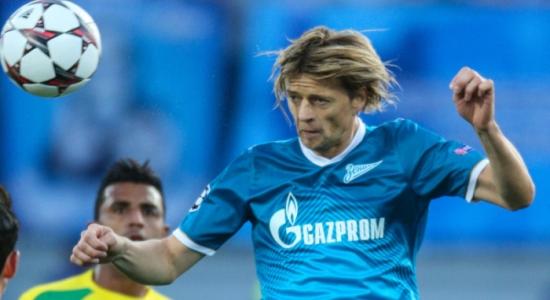 Анатолий Тимощук, fc-zenit.ru