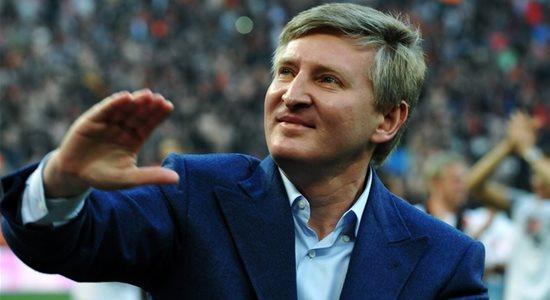 Ринат Ахметов. © Михаил Масловский, Football.ua