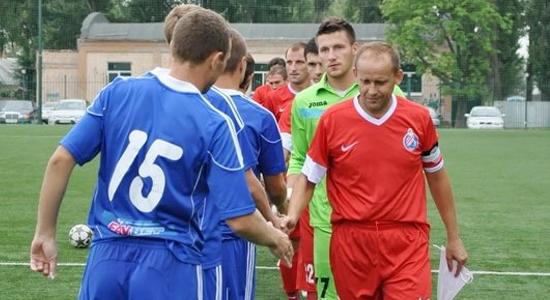 Николай Лиховидов (первый справа), фото fckremen.com