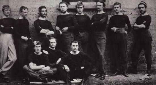 К 150-летию футбола. Футбольная Ассоциация (часть 6)