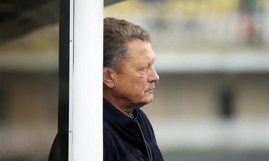 Мирон Маркевич, фото Олега Дубины, Football.ua