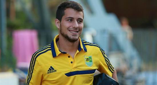 Себастьян Бланко, фото Р.Шевчука, Football.ua