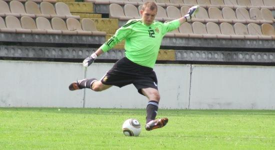Антон Сытников, фото Артура Валерко Football.ua