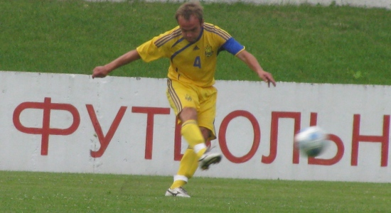 Андрій Запорожан, фото Артура Валерка, Football.ua