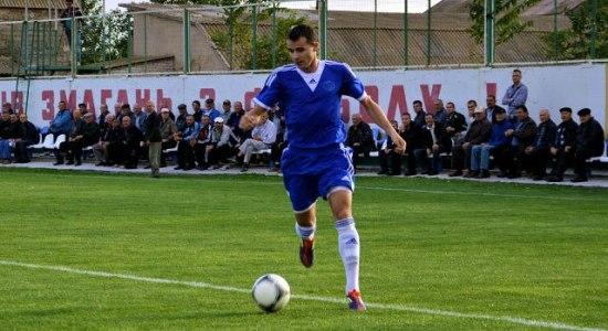 Виктор Довбыш, фото ФК Мир