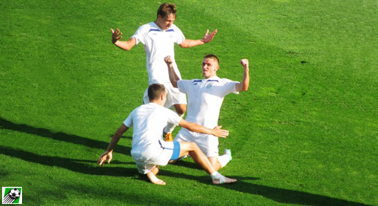 Михайло Сергійчук, фото Артура Валерка, Football.ua