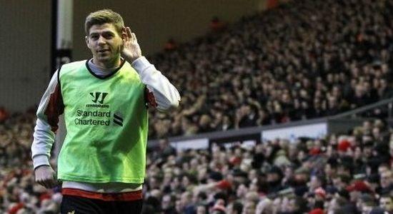Джеррард вернулся, Ливерпуль победил, BBC
