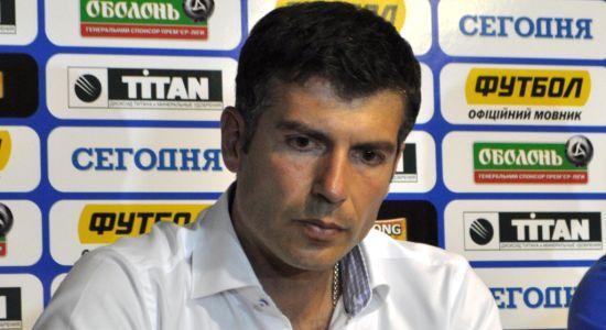 Яннис Христопулос, фото Игоря Кривошея