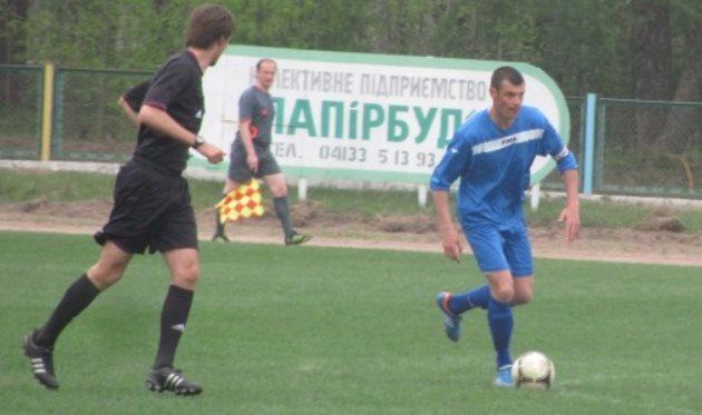 Александр Антоненко, Рубин (Песковка), фото Артура Валерко, Football.ua