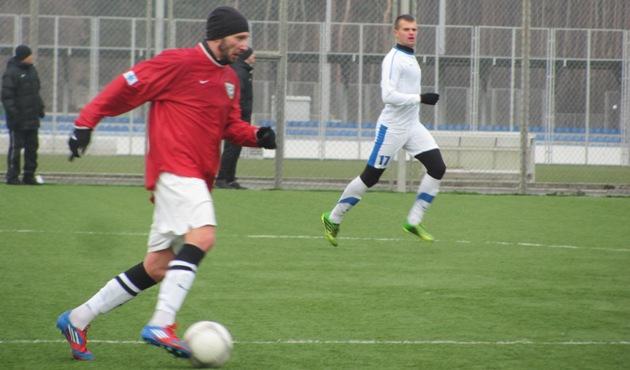 Антон Ковалевский, фото Артура Валерко, Football.ua