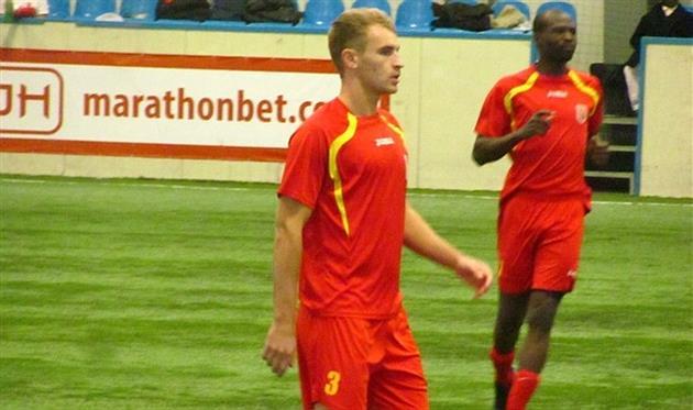 Сергей Даценко, фото Артура Валерко, Football.ua