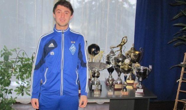 Виталий Каверин, фото Артура Валерко, Football.ua