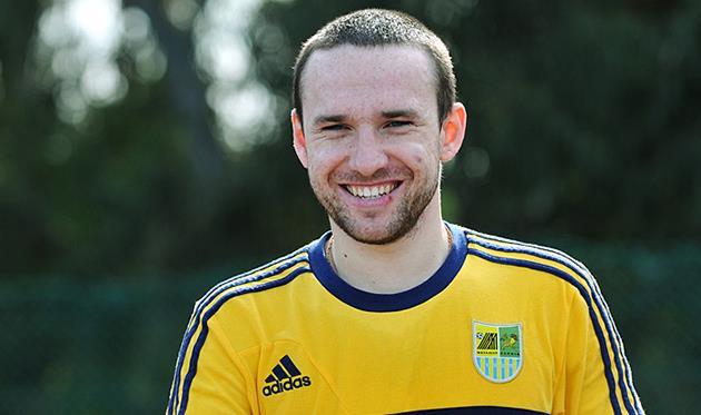 Андрей Богданов, фото Михаила Масловского, Football.ua