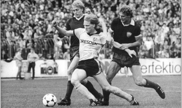 Маттиас Заммер выделялся еще в чемпионате ГДР, фото Bild
