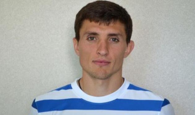 Александр Максимов, fcsevastopol.com