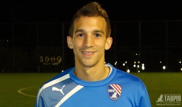 Давид Каяду, фото ФК Таврия