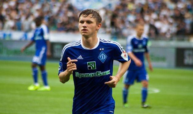 Владислав Калитвинцев, dynamo-kiev.com