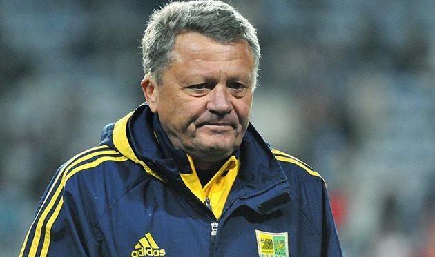 Мирон Маркевич, фото Михаила Масловского, Football.ua