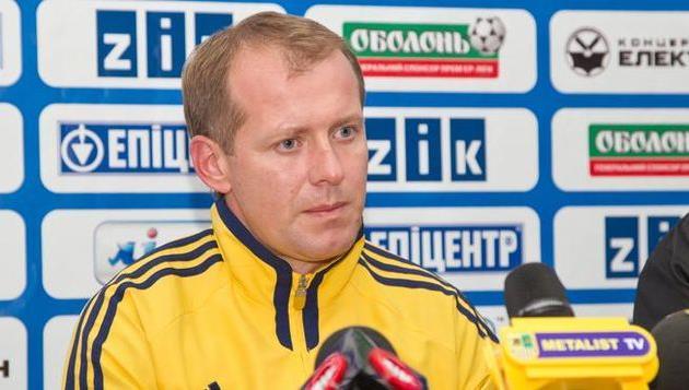 Игорь Рахаев, фото metalist.ua