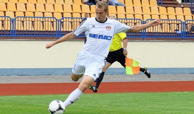 Игорь Чередниченко, фото torpedo-belaz.by