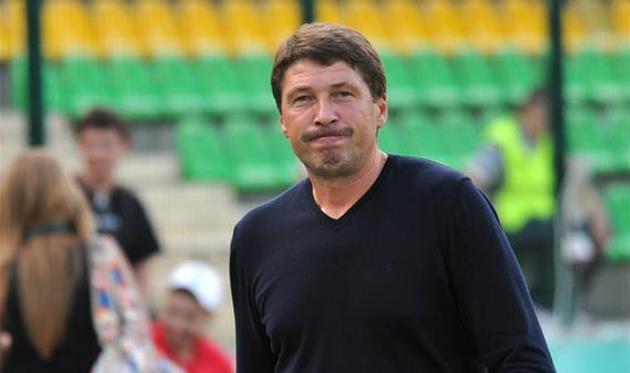 Юрий Бакалов, фото М.Лысейко, Football.ua