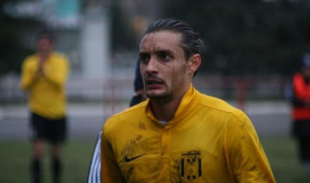 Дмитрий Ховбоша, фото fcnaftovyk.com.ua