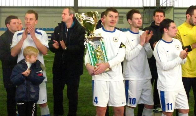 Десна – «зимний чемпион», фото Артура Валерко, Football.ua