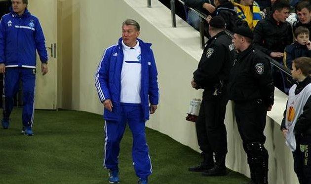 Олег Блохин, фото Д.Неймырка, Football.ua