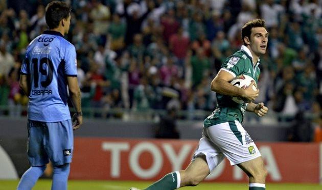 Мауро Боселли спасает Лион, фото Mexsport