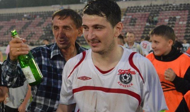 Дубль Акименко сменил лидера в гонке бомбардиров, фото fcstal.lg.ua