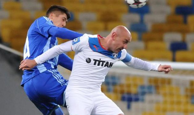 Сергей Назаренко - свободный агент, фото Ильи Хохлова, Football.ua