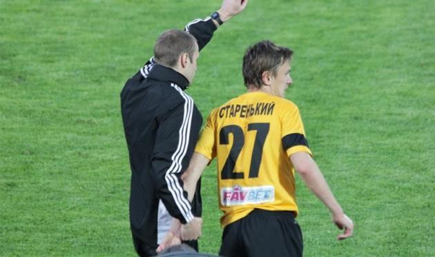Кто герой матча? На футболке все написано, фото pfcalexandria.com.ua