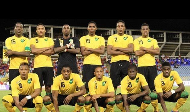 Сборная Ямайки, conmebol.com
