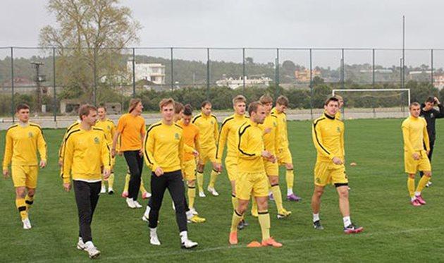 В последнем туре решится, пойдет ли Александрия в Премьер-лигу, фото pfcalexandria.com.ua