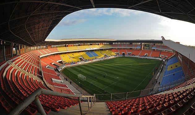 Юбилейный в Сумах уступил звание самого посещаемого стадиона, фото wikimedia.org