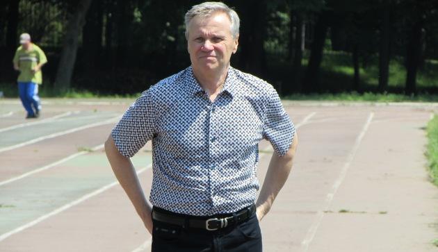 Александр Шпаков, первый наставник Андрея Шевченко, фото Артура Валерко, Football.ua