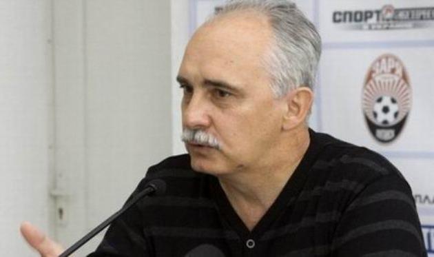 Сергей Рафаилов, фото LUGANSK-FOOTBALL.COM