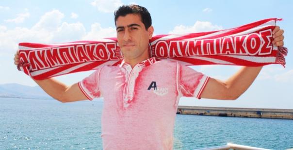 Геворг Казарян, olympiacos.org