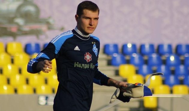 Евгений Волынец, фото fcdynamo.kiev.ua