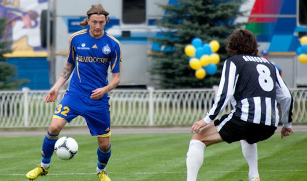 Михаил Сиваков, fcbate.by