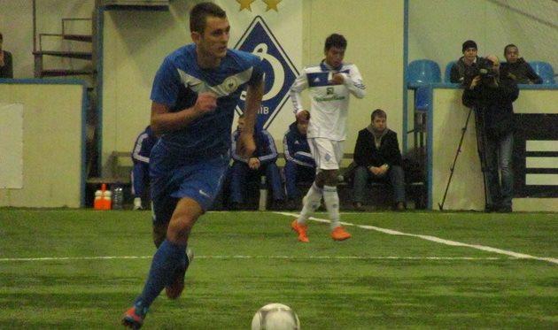 Чепурненко недавно забивал александрийцам, фото Артура Валерко, Football.ua