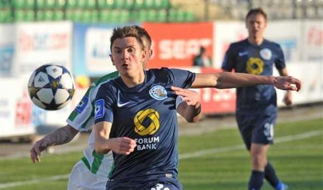 Евгений Новак, Football.ua