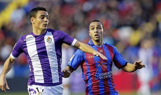Рукавина слева, фото inside spanish football