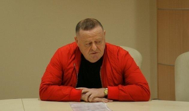 Автанділ Мдінарадзе, fcnyva.com