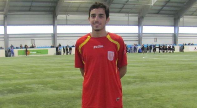 Джемал Кизилатеш, фото А.Валерко, Football.ua