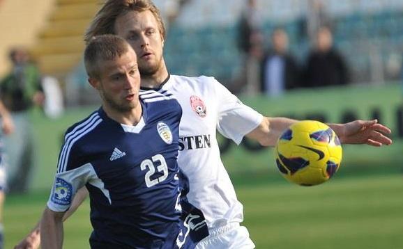 Люлька вновь в Говерле, фото Football.ua