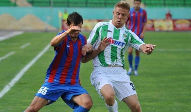 Игорь Тищенко (справа), Football.ua